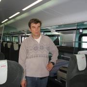 Австрия-2009. Австрийская электричка