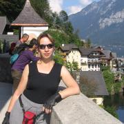 Австрия-2009. Hallstatt.
