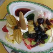 "Австрия-2009. Wolfgangsee. Мороженое ""Пикасса"""