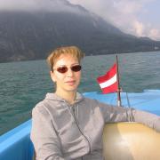 Австрия-2009. Attersee. Электро-бот