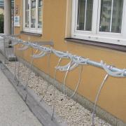 Австрия-2009. Unterach am Attersee. Какая-то парковка