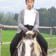 Австрия-2009. Отпуск в седле. Конь Шайтан