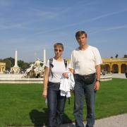 Австрия-2009. Вена. Шёнбрунн