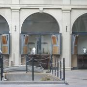 Австрия-2009. Вена. Испанская школа верховой езды