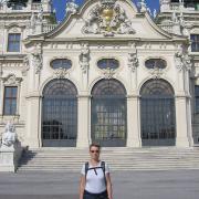 Австрия-2009. Вена. Бельведер
