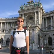 Австрия-2009. Вена. Хофбург