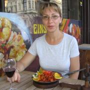 """Австрия-2009. Вена. Ресторан """"Эйнштейн"""""""