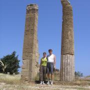 Развалины Камироса