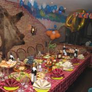 """День рождения Лары в """"Таежном"""". 05.10.2008"""