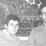 День рождения Штефана 7-10-1986 2