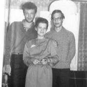 День рождения Штефана 7-10-1986