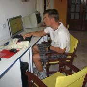 Интернет-уголки в Камарах на каждом шагу